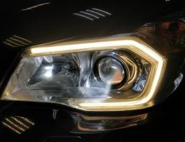 Платы Subaru Forester ДХО\Поворот