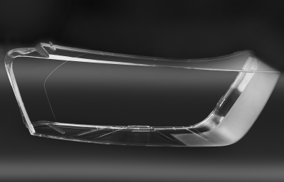 Стекло фары AUDI Q3 (2015 - н.в.) рестайлинг (R)