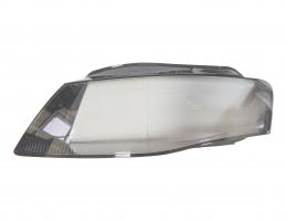 Стекло фары AUDI A4 B8 (2007 - 2011) дорестайлиг (L)