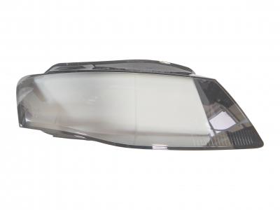 Стекло фары AUDI A4 B8 (2007 - 2011) дорестайлиг (R)