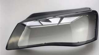 Стекло фары AUDI A8 D4 (2010 - 2013) дорестайлинг L