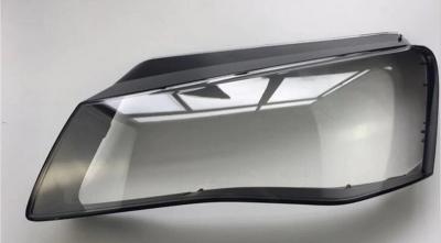 Стекло фары AUDI A8 D4 (2010 - 2013) дорестайлинг LED/Matrix L