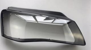 Стекло фары AUDI A8 D4 (2010 - 2013) дорестайлинг LED / Matrix R