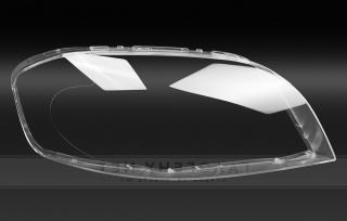 Стекло фары CHEVROLET AVEO T250 (2006-2011) седан (R)