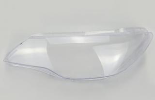 Стекло фары HONDA CIVIC 8 (2008-2011) рестайлинг (L)