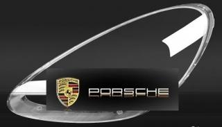 Стекло фары Porsche Cayenne 958 L REST