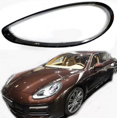 Стекло фары Porsche Panamera R Rest