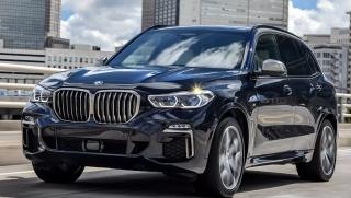 Стекло фары BMW X5-er G05