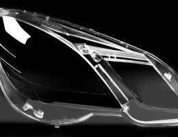Стекло фары MERCEDES E-class W212 c207 (R)