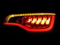 Ремонт задних LED фонарей