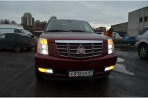 Cadillac Eascalade