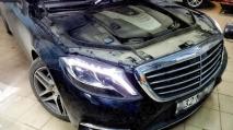 Mercedes Benz S-klasse W222