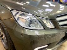 Mercedes Benz E-klasse W207