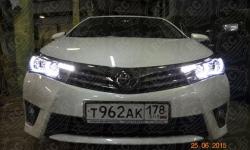 Toyota Corolla E160, E170